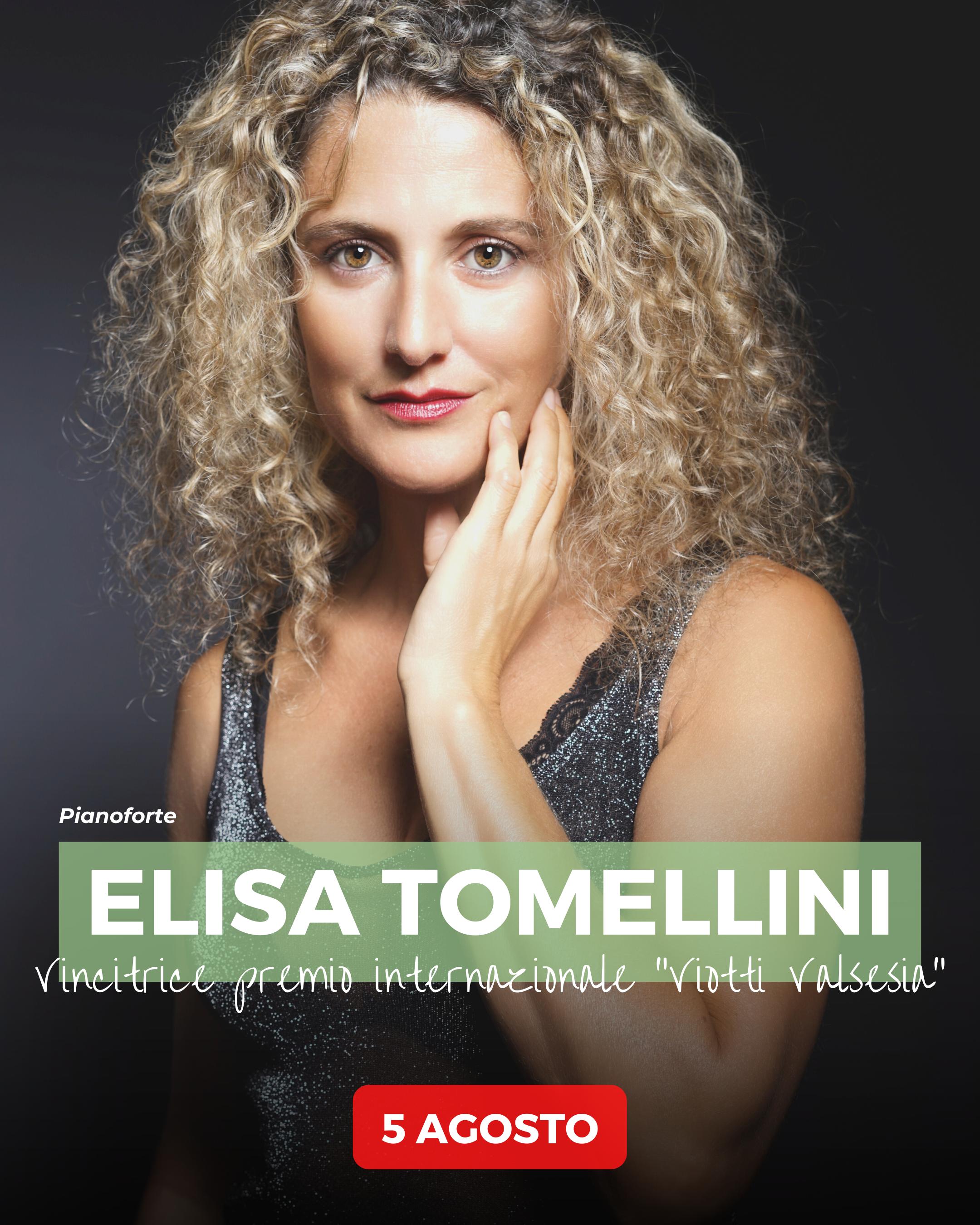 ELISA TOMELLINI